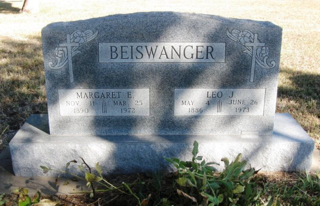 Leo Beiswanger and Margaret E Preston Beiswanger.jpg